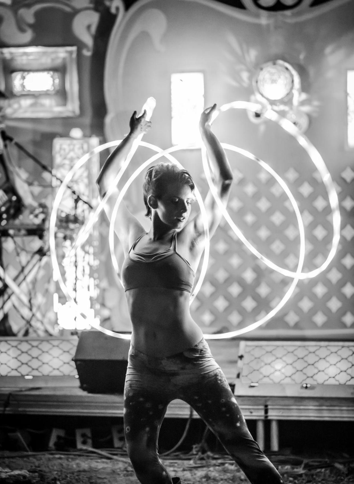 Metamorphosis Hoop Dance