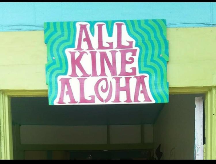 All Kine Aloha